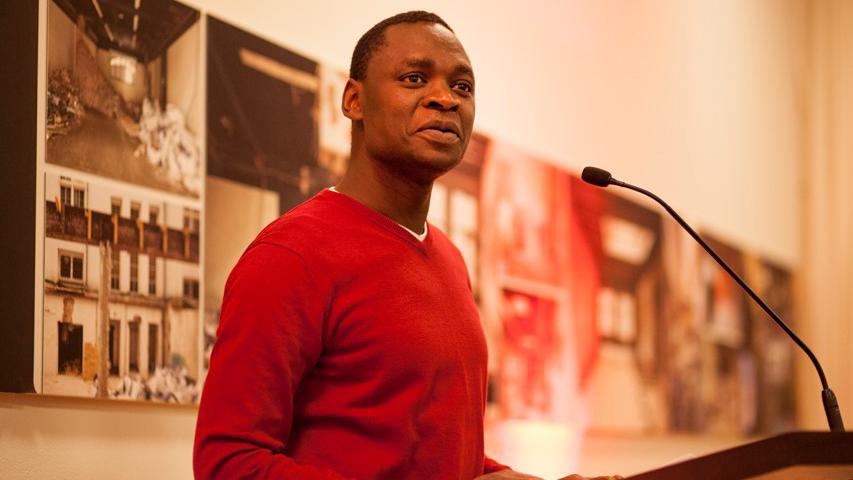 Meer informatie over spreker Alphonse Muambi