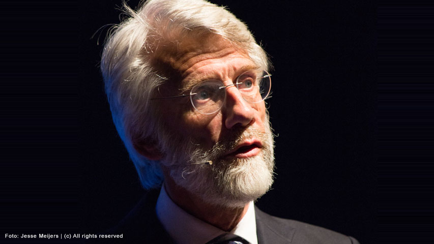 Prof. Erik Scherder - Foto: (c) Jesse Meijers | All rights reserved