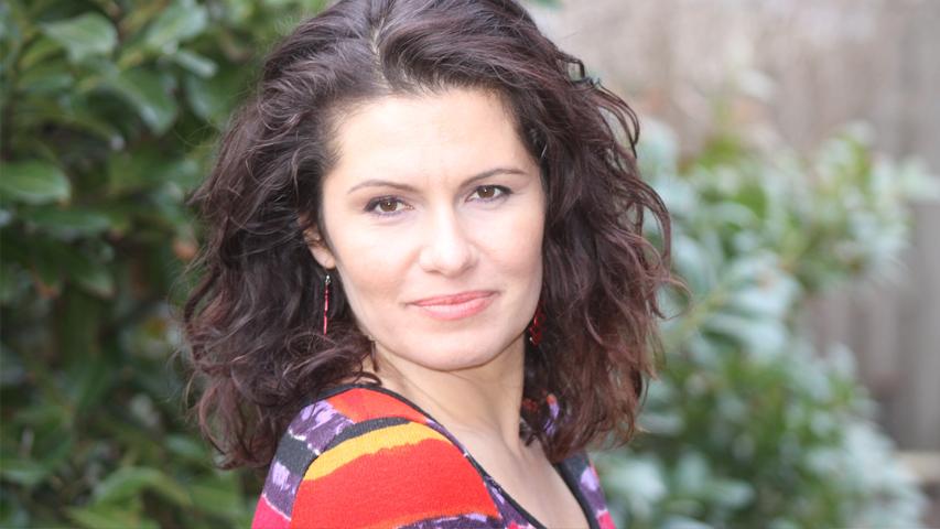 Meer informatie over spreker Maria Genova