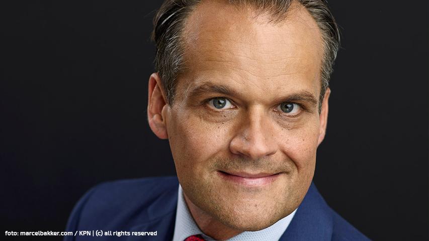 Meer informatie over spreker Jan Kees de Jager