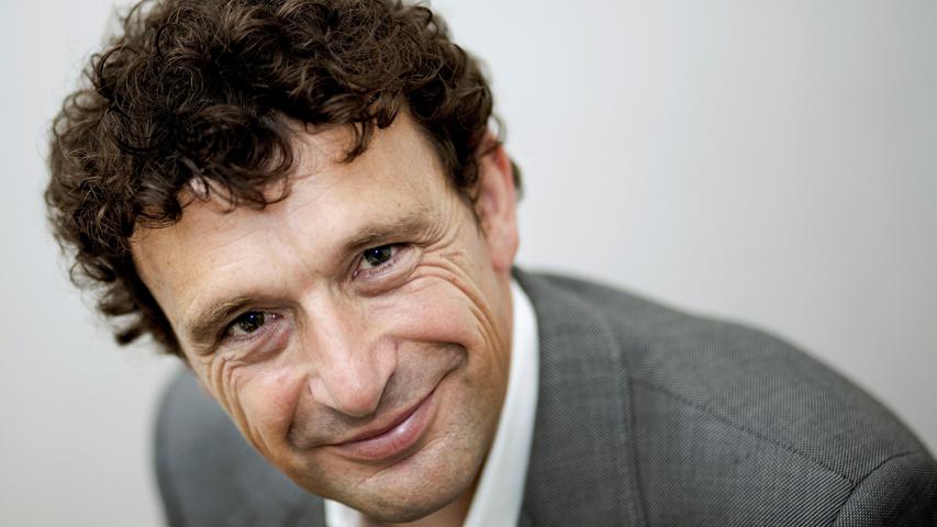 Meer informatie over spreker Marc van Eck